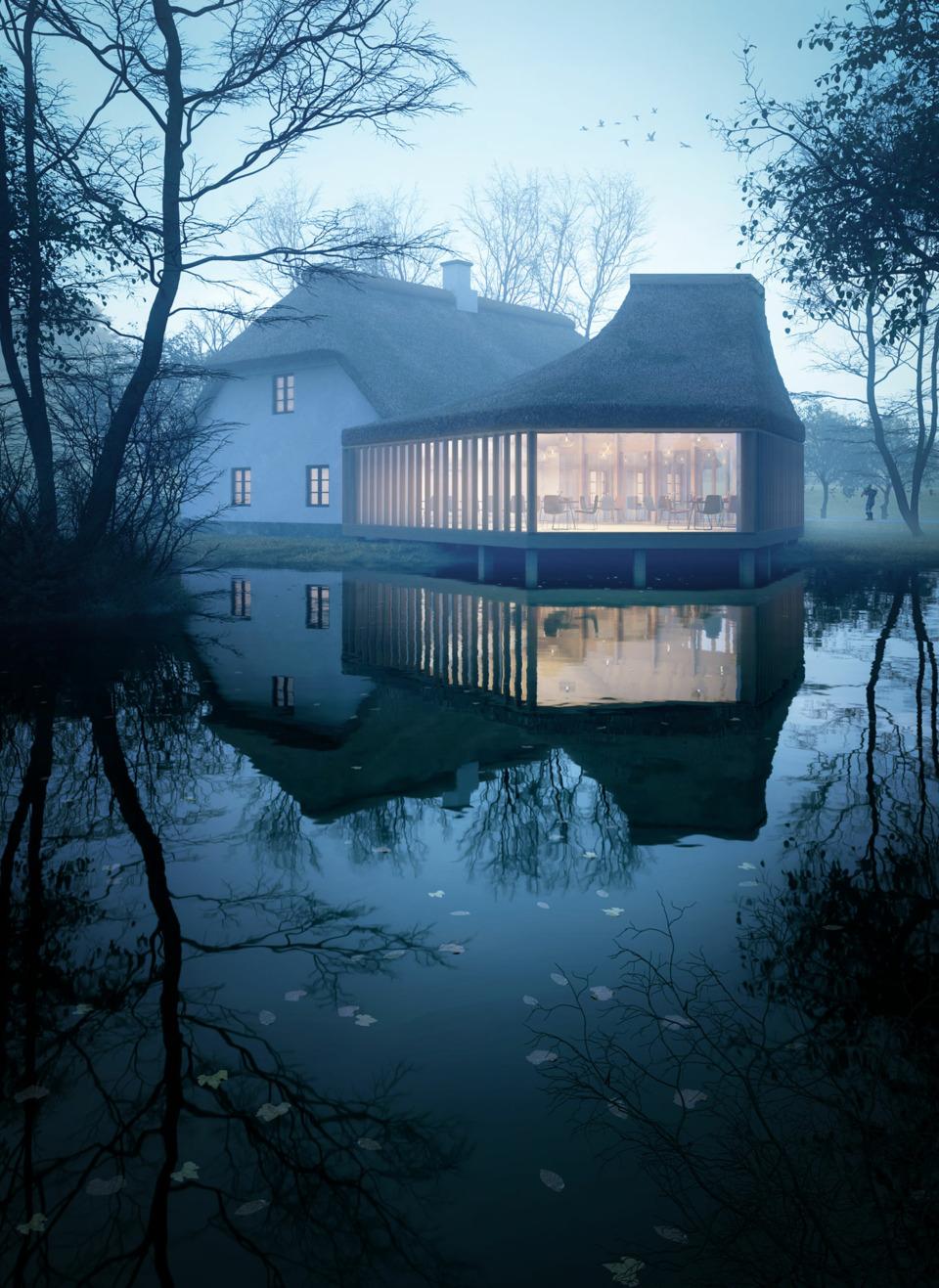 Erik-Nord-Arkitekt-Aarhus-Mindeparken-Cafe-Visualisering-Arkitekter-Tilbygning