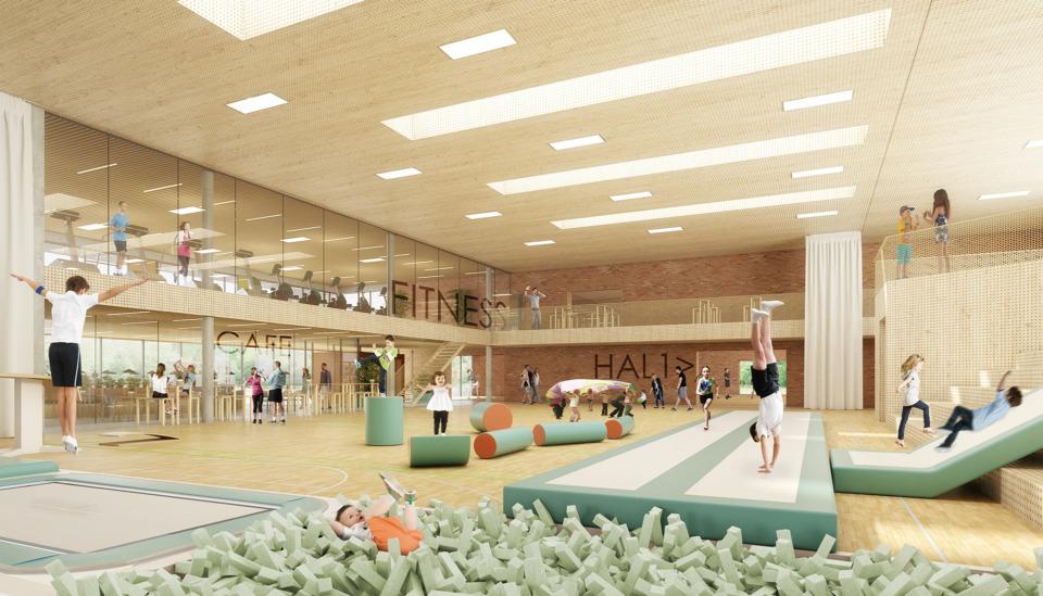 Erik-Nord-Arkitekt-Harlev-Idraets-Kulturcenter-visualisering-Aarhus-03