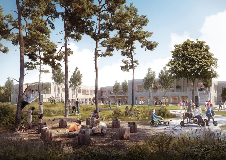 Erik-Nord-Arkitekt-Aarhus-Frelloskolen-3d-Visualisering-rendering-GPP-arkitekter-4