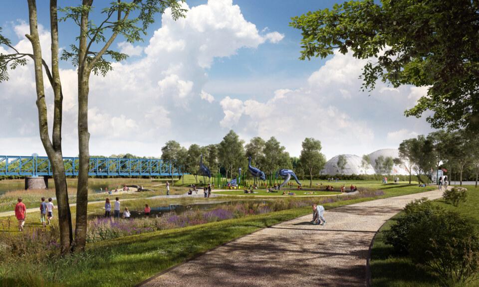 Erik-Nord-Arkitekter-Aarhus-Visualisering-Flodbyen-CF-Moeller-01