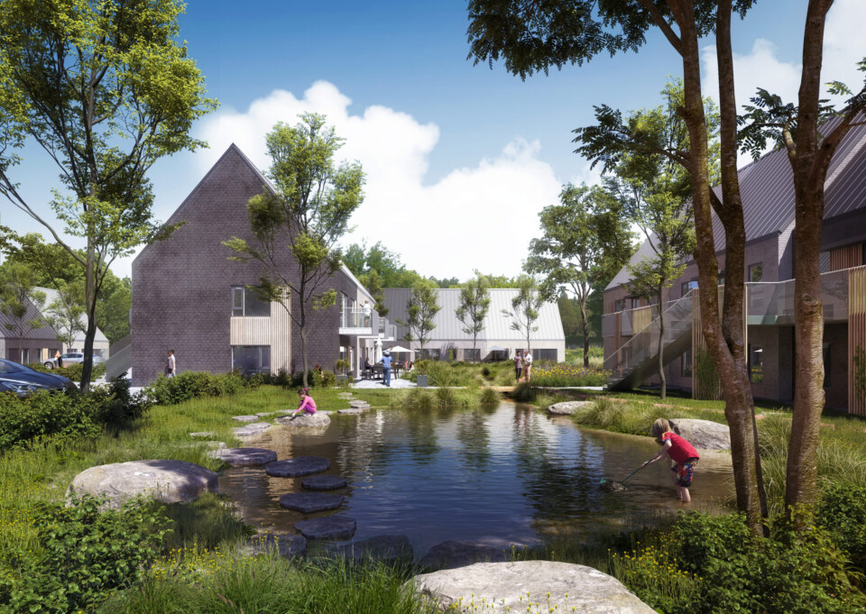 Erik-Nord-Arkitekter-Uldum-Visualisering-boligprojekt-Ginnerup-Arkitekter-01